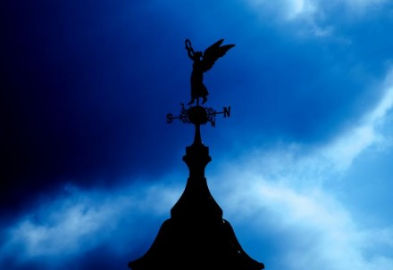The Angel at Burslem