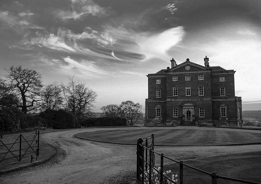 Barlaston Hall by Nathan Slinn