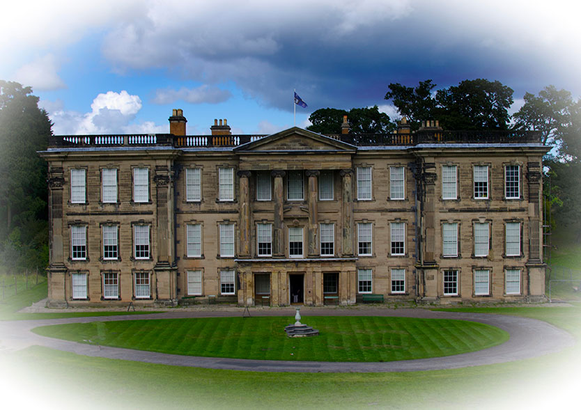 Calke Abbey by Tony Finney