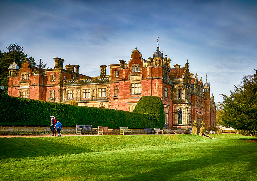 Keele Hall byTerry Mason