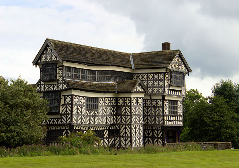 Little Moreton Hall by Kari Limond