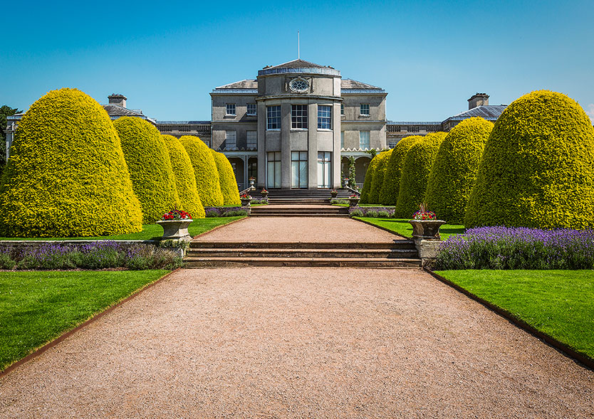 Shugborough Hall byDarren Powell