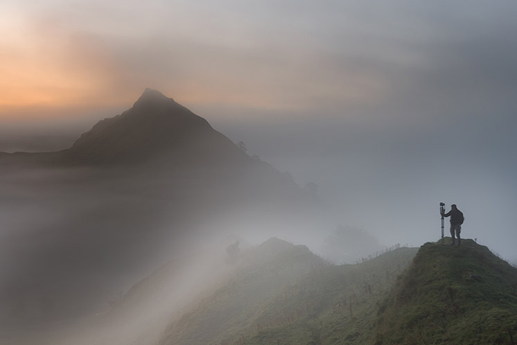 Chrome Hill Misty Gandalf by Jason Bould