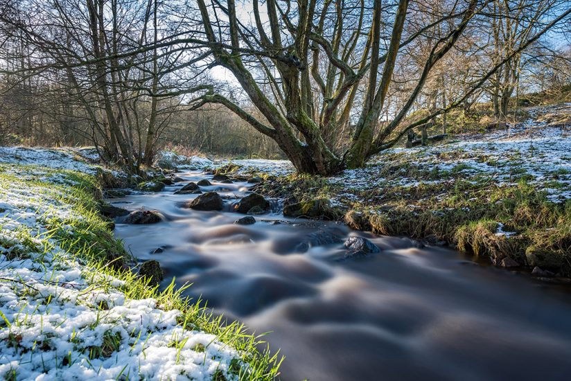 Landscape - Wyming Brook by Jason Bould