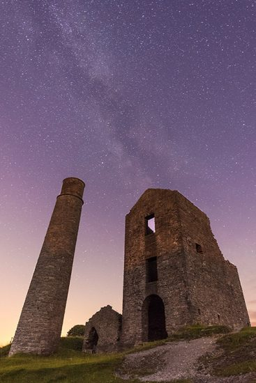 Magpie Mine Astro by Jason Bould