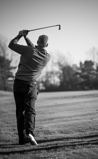 Sport - Fairway B_W by Jason Bould