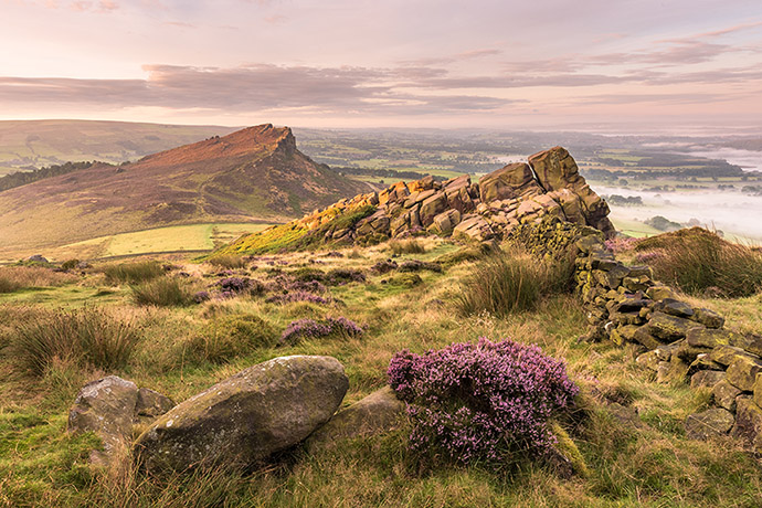 The Roaches Sunrise by Jason Bould